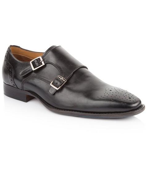 Arthur Jack Men's Ian Shoe  -  black