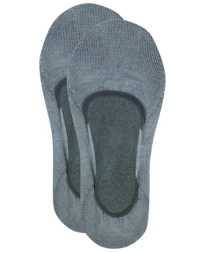 Tread & Miller Secret Sock -  grey