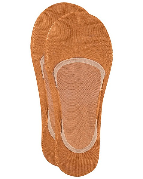 Tread & Miller Secret Sock -  brown