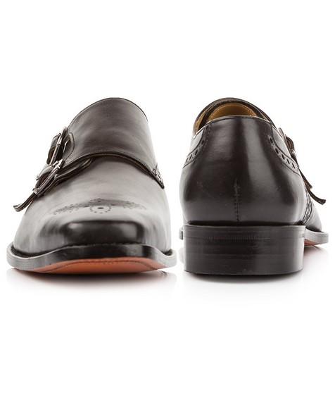 Crockett & Jones Men's Daxton Shoe  -  black