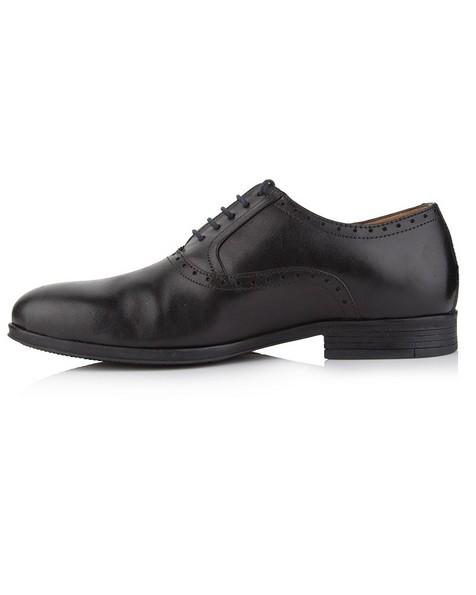 Arthur Jack by Stressless Men's Davin Shoe -  black