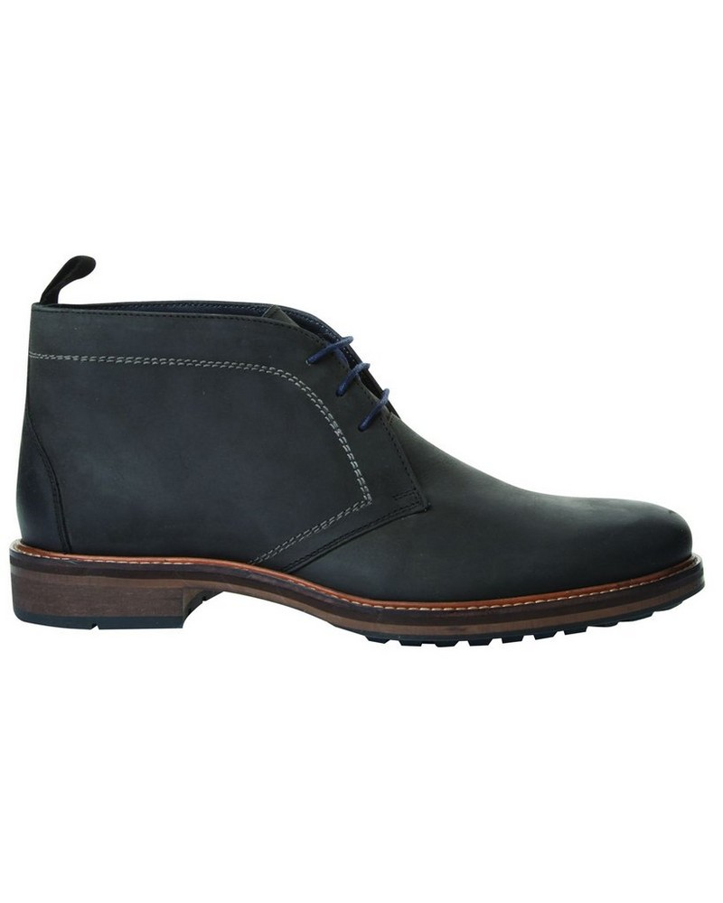 Arthur Jack Men's Merrick Boot -  black
