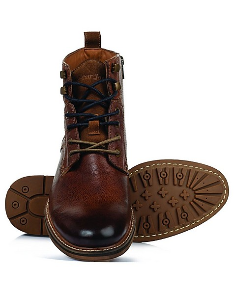 Arthur Jack Men's Drummond Boot -  tan