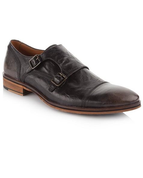 Arthur Jack Men's Fenton Shoe -  chocolate