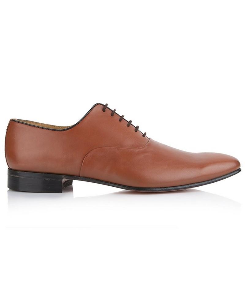 Crockett & Jones Men's Beaumont Shoe  -  tan