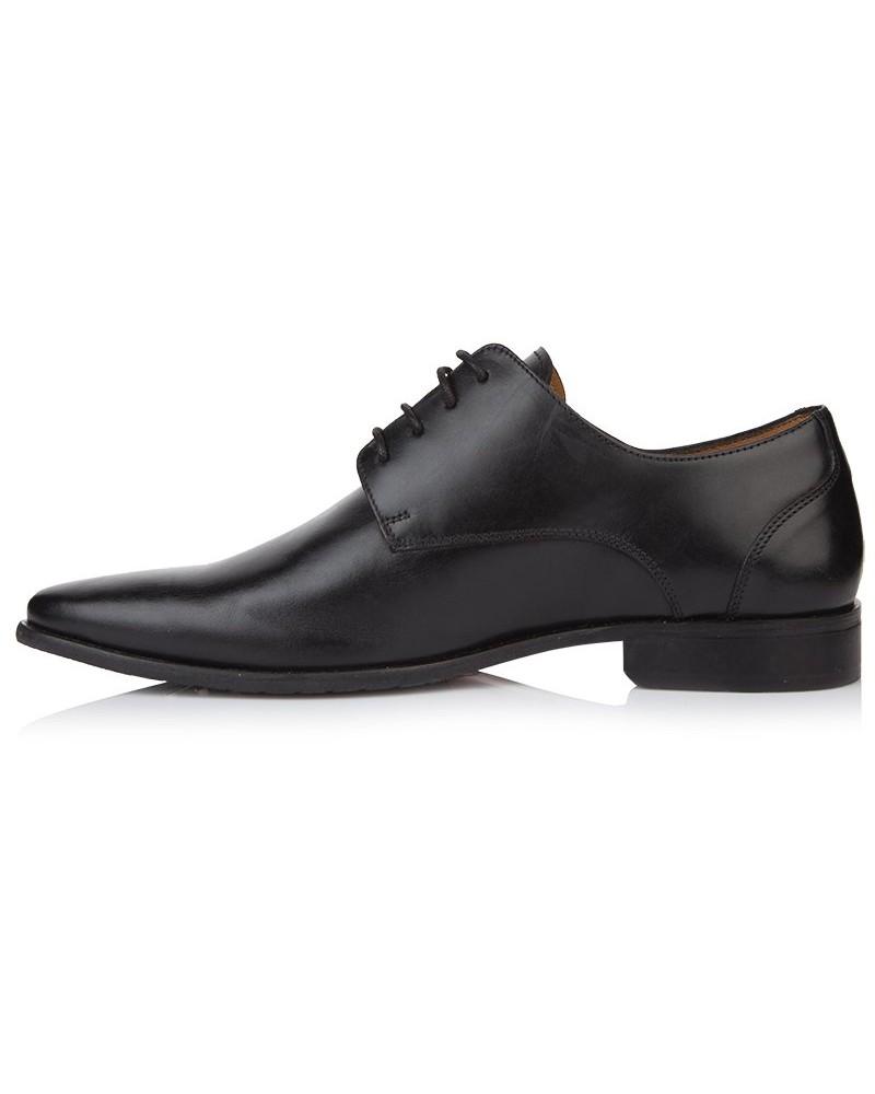 Arthur Jack Jordan Shoe  -  black