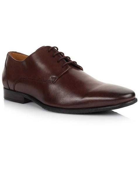 Arthur Jack Jordan Shoe (Mens) -  chocolate