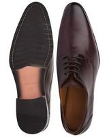 Arthur Jack Jordan Shoe  -  chocolate
