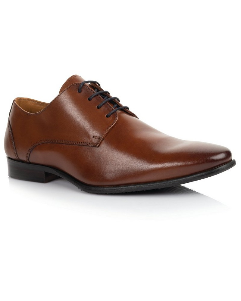 Arthur Jack Jordan Shoe  -  tan