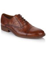 Arthur Jack Arlo Shoe (Mens) -  tan