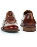 Arthur Jack Arlo Shoe (Mens) -  tan-tan