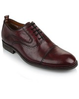 Arthur Jack Arlo Shoe (Mens) -  oxblood