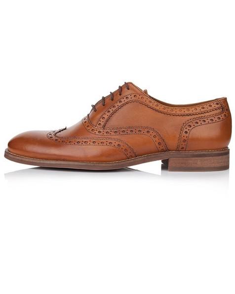 Arthur Jack Men's Ivan Shoe  -  tan
