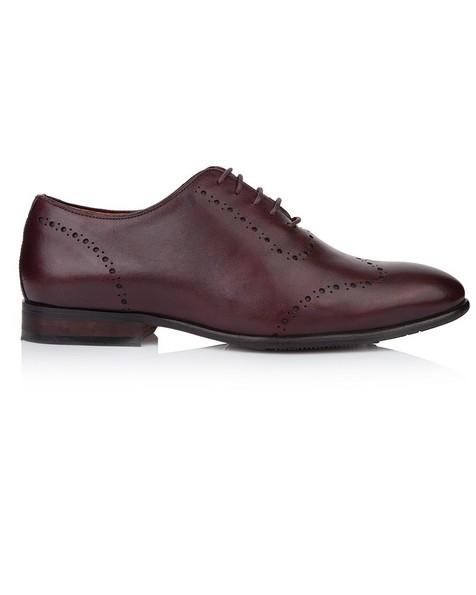Arthur Jack Men's Nelson Shoe -  plum