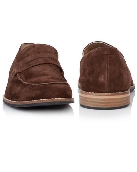 Arthur Jack Men's Travis Shoe -  chocolate