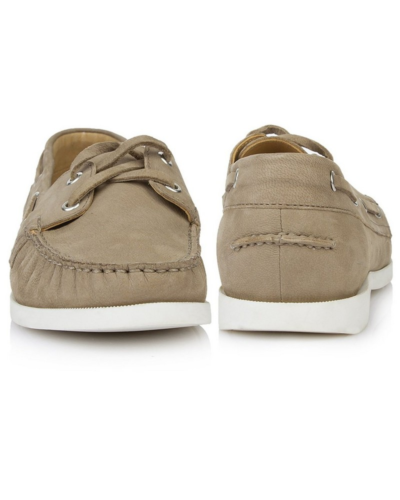 Rare Earth Ladies Scout Shoe -  taupe