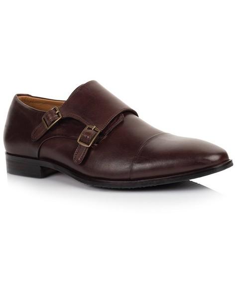Arthur Jack Fabian Shoe (Mens) -  chocolate
