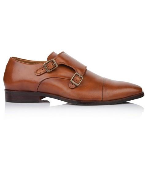 Arthur Jack Men's Fabian Shoe -  tan