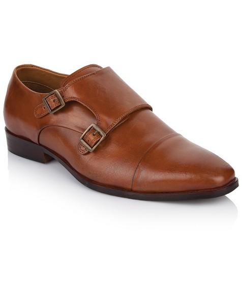 Arthur Jack Fabian Shoe (Mens) -  tan