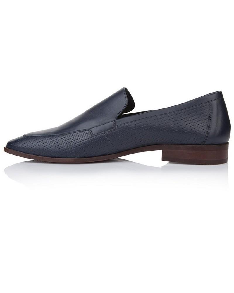 Arthur Jack Men's Jennings Shoe -  navy