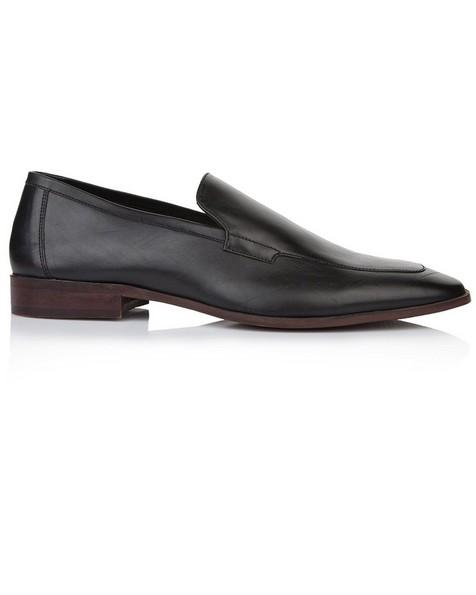 Arthur Jack Men's Milton Shoe -  black