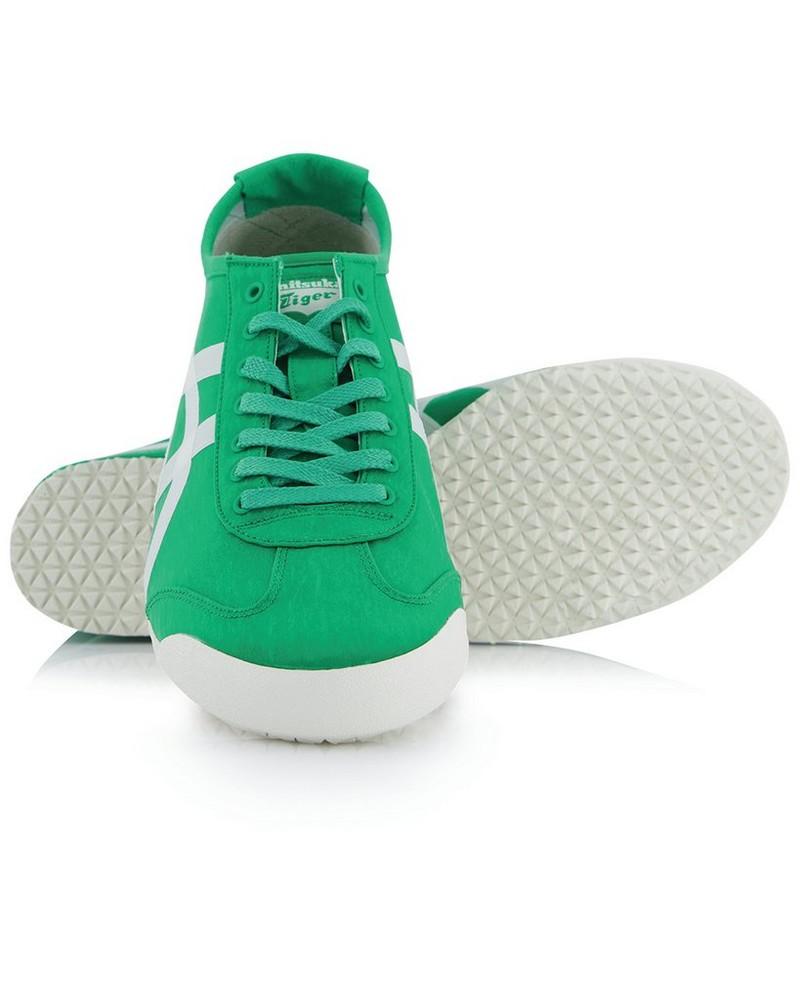 Onitsuka Tiger Men's Mexico 66 Sneaker -  green-cream