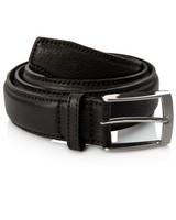 Arthur Jack Jennings 2 leather belt -  black-black
