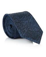 Tread & Miller Hamond Royal Men's Silk Tie -  royal-royal