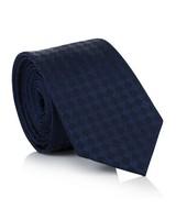 Tread & Miller Triston Royal Silk Tie -  royal-royal