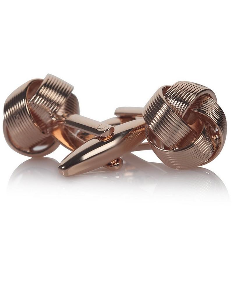 Tread & Miller Conan Cufflinks -  silver
