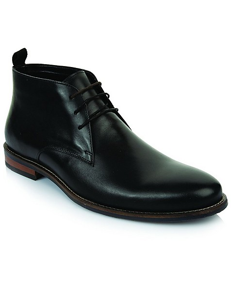 Arthur Jack Men's Adam Boot -  black