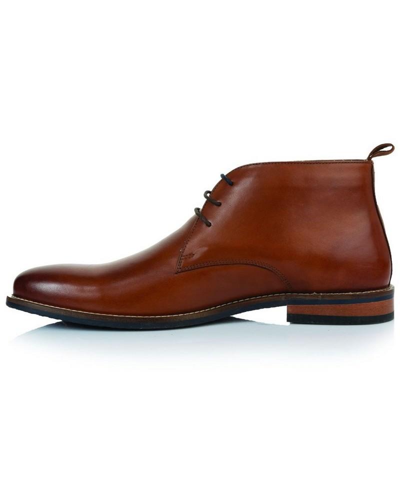 Arthur Jack Men's Adam Boot -  rust