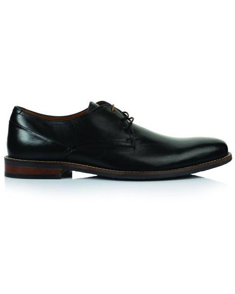 Arthur Jack Men's Daniels Shoe  -  black