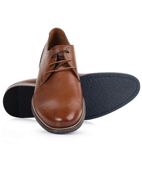 Arthur Jack Men's Daniels Shoe  -  tan