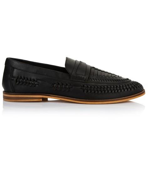 Arthur Jack Men's Thomas Shoe -  black