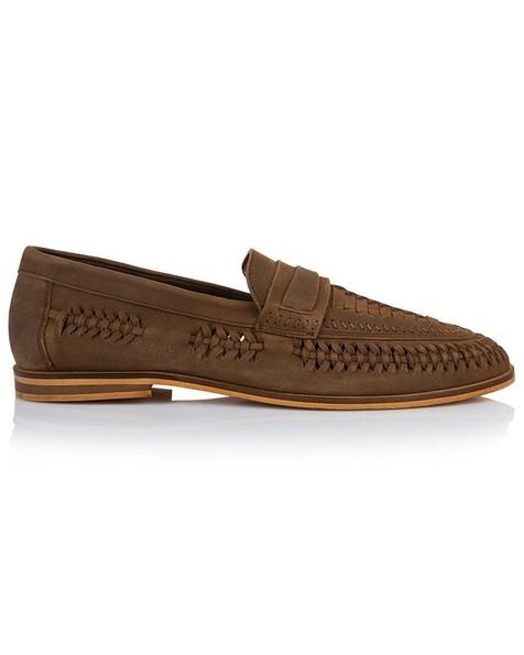 Arthur Jack Men's Thomas Shoe -  tan