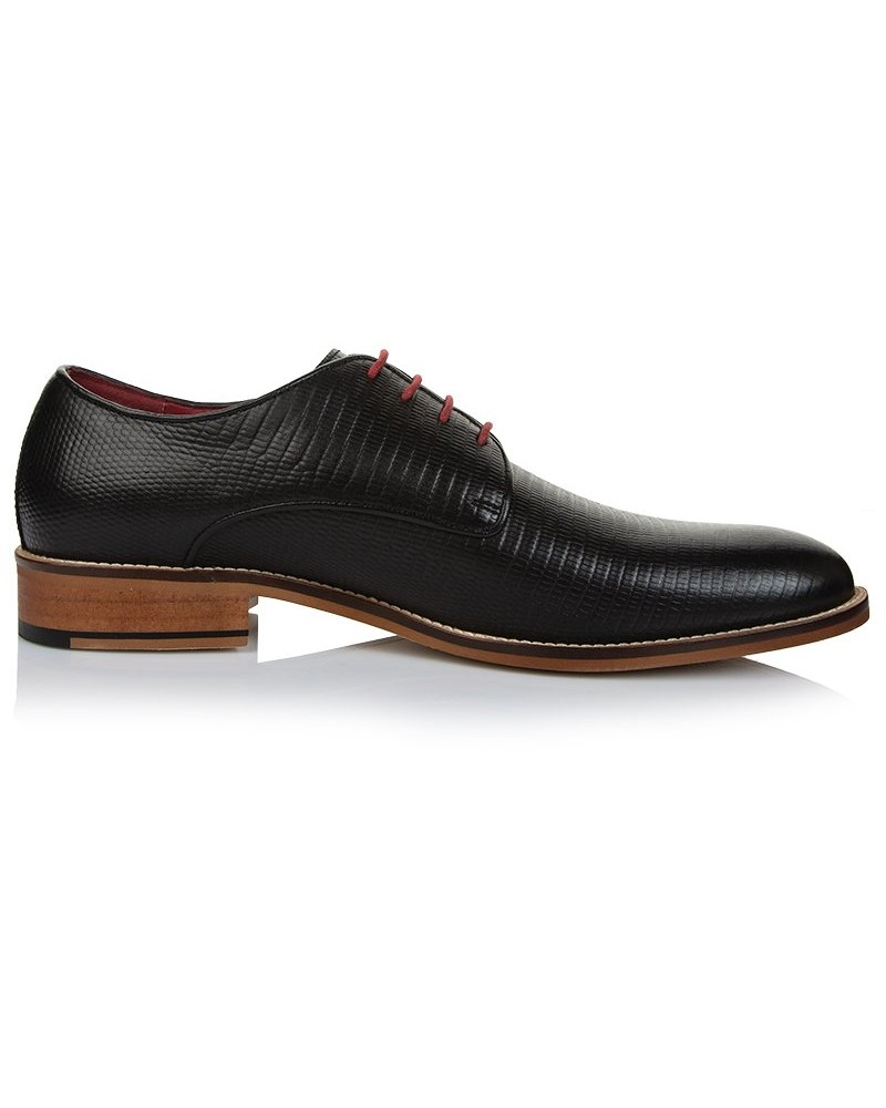 Arthur Jack Men's Michaelangelo Shoe -  black