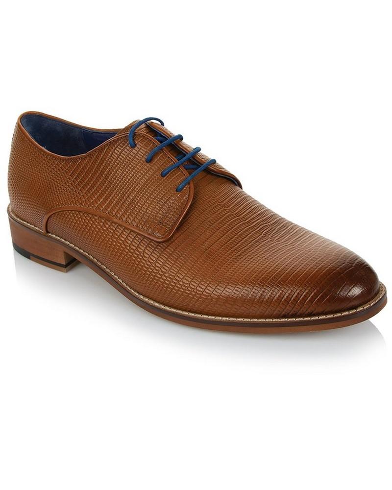 Arthur Jack Men's Michaelangelo Shoe -  tan