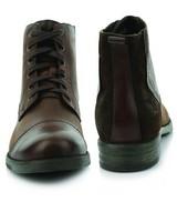 Democrata Men's Harbor Boot -  chocolate