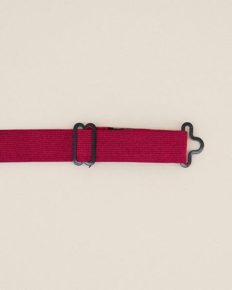 Tread & Miller Hamond Bow Tie -  red