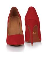 GIANNA Ladies Brazilian High Court Heel -  red