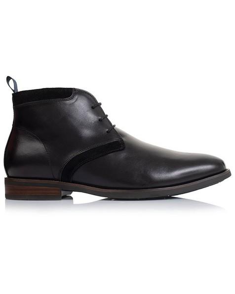 Florsheim Men's Cumulus Boot -  black-black