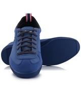 le coq Provencale II Canvas Shoe (Mens) -  blue
