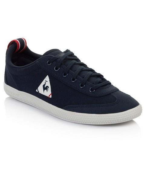 le coq Provencale II Canvas Shoe (Mens) -  navy-white