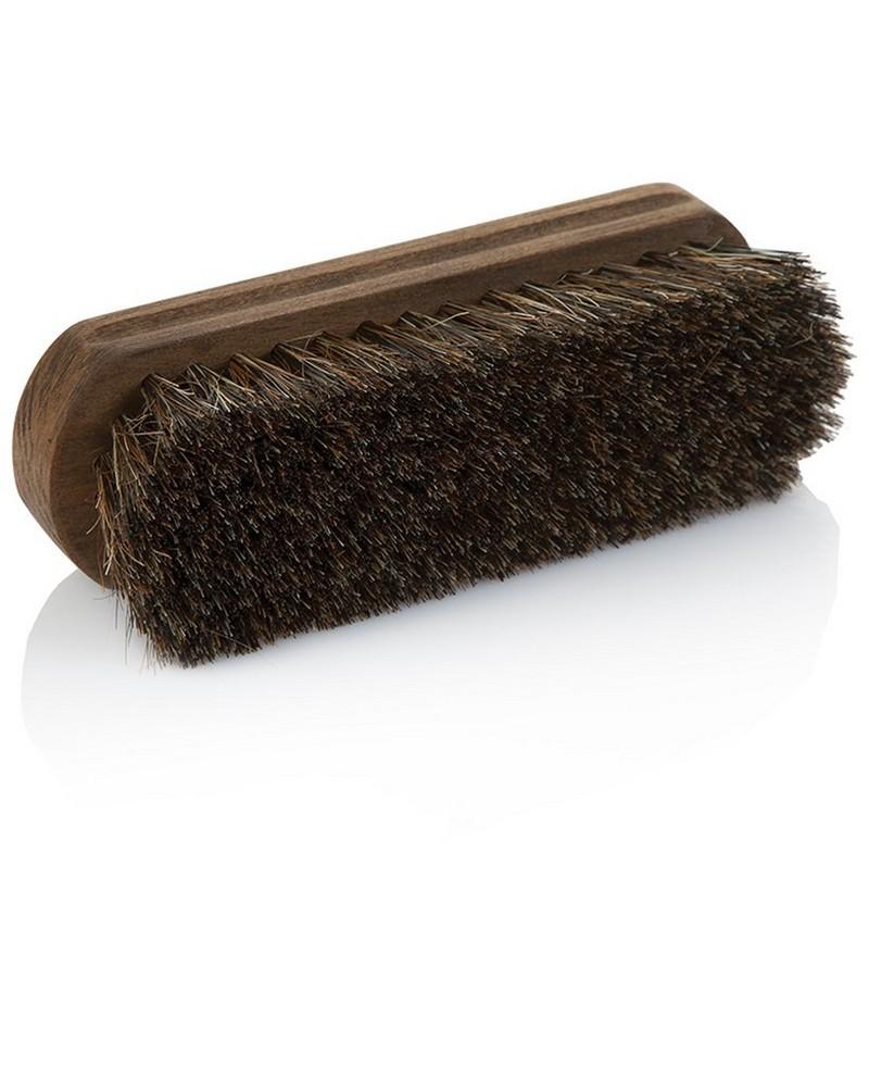 Arthur Jack Horsehair Brush -  brown