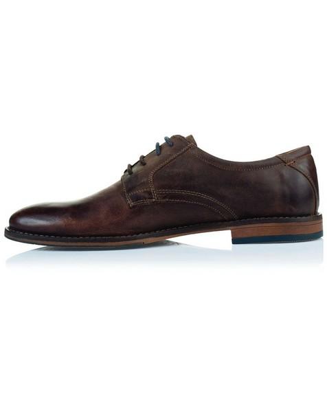 Arthur Jack Men's Evan Shoe -  chocolate