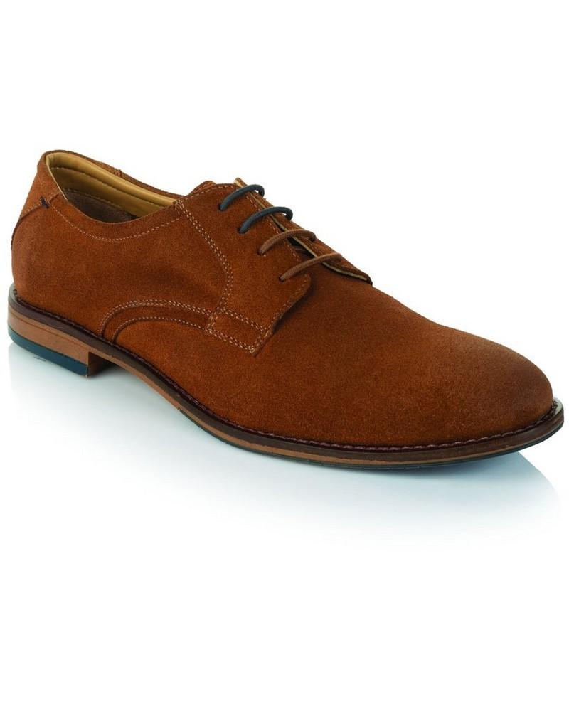 Arthur Jack Men's Tucker Shoe -  tan