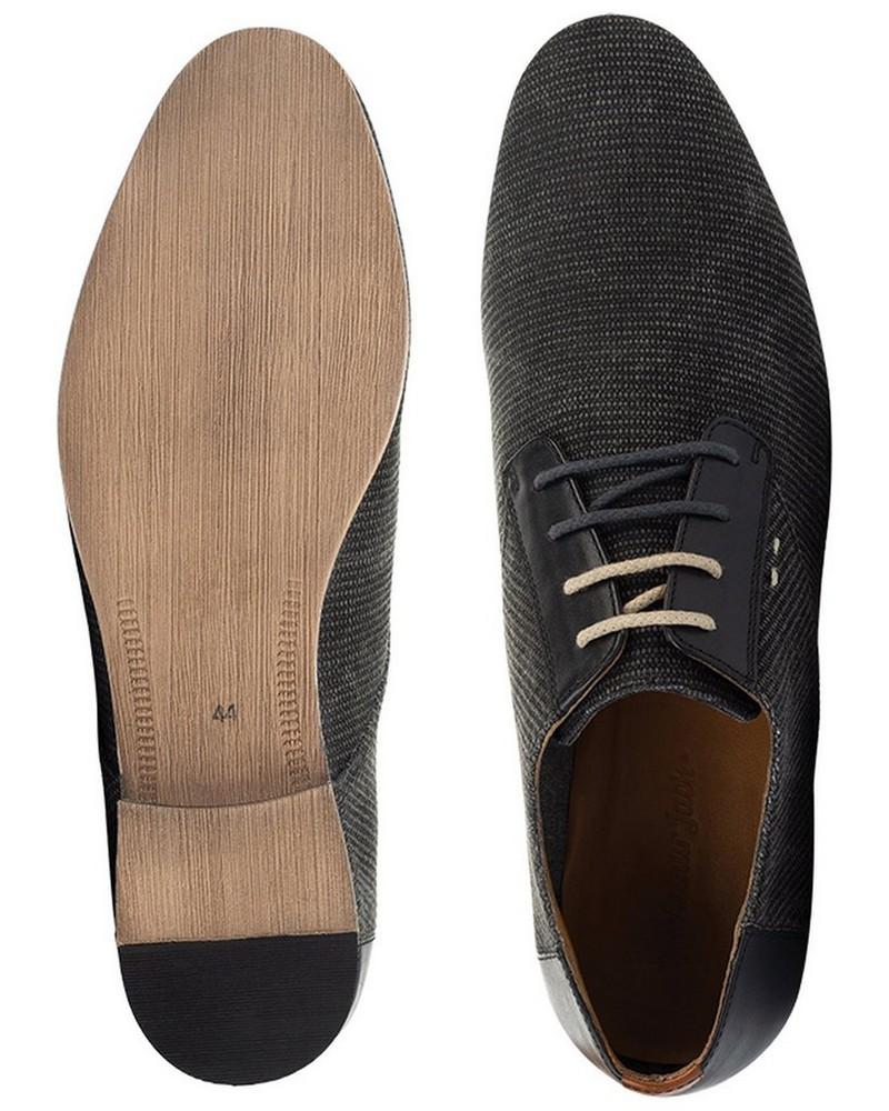 Arthur Jack Dylan Shoe (Mens) -  grey