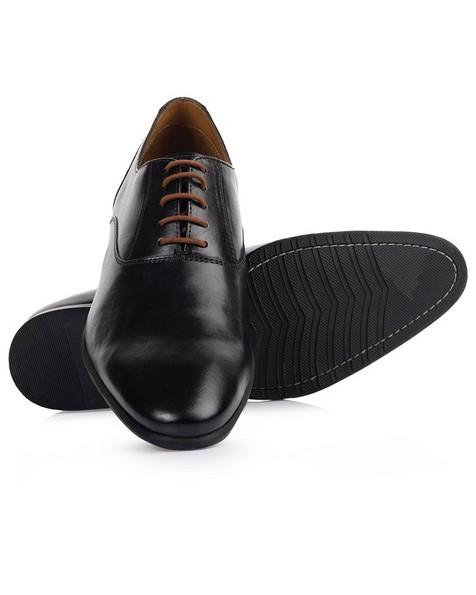 Arthur Jack Men's Nick Shoe -  black