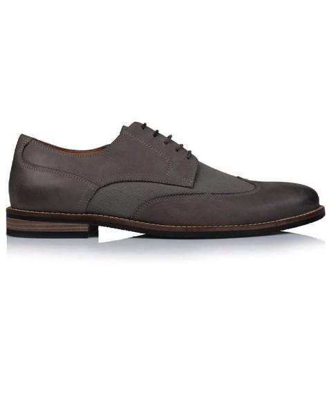 Arthur Jack Tyler Men's Shoe  -  grey
